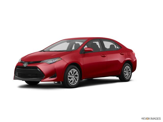 2017 Toyota Corolla Vehicle Photo in San Leandro, CA 94577