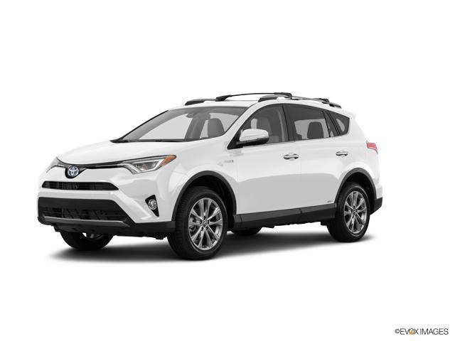 2017 Toyota RAV4 Hybrid Vehicle Photo in Decatur, IL 62526