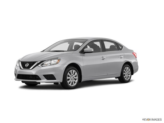 2017 Nissan Sentra Vehicle Photo in Athens, GA 30606