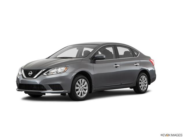 2017 Nissan Sentra Vehicle Photo in Casper, WY 82609