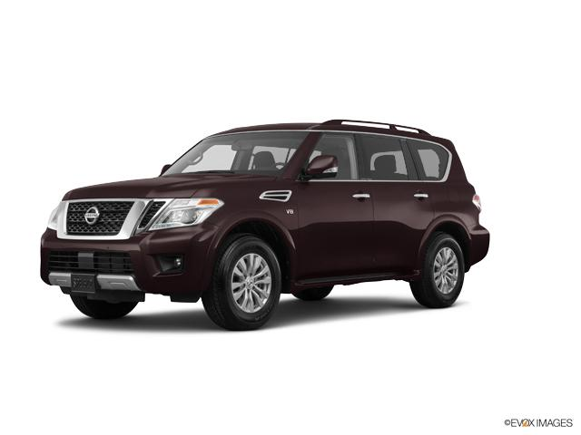 2017 Nissan Armada Vehicle Photo in Harvey, LA 70058