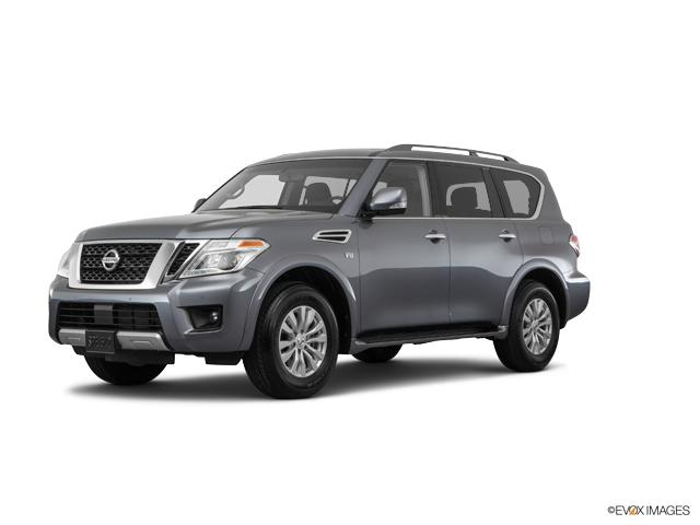 2017 Nissan Armada Vehicle Photo in San Angelo, TX 76903