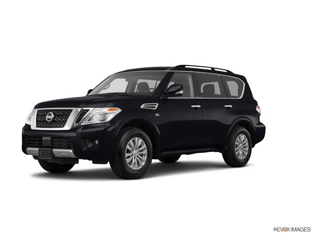 2017 Nissan Armada Vehicle Photo in Salem, VA 24153