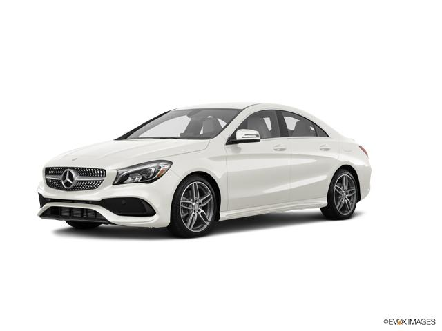 2017 Mercedes-Benz CLA Vehicle Photo in Gainesville, GA 30504