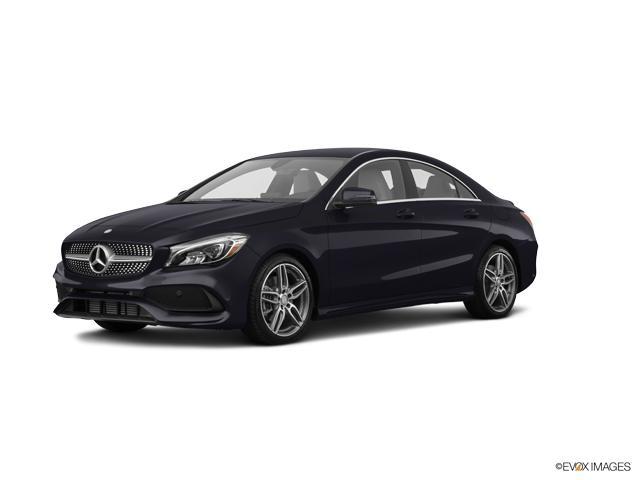 2017 Mercedes-Benz CLA Vehicle Photo in San Antonio, TX 78257