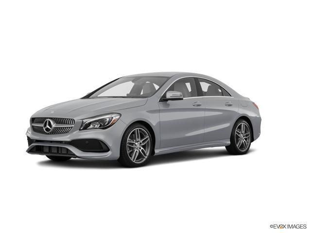 2017 polar silver metallic cla 250 coupe mercedes benz cla for Mercedes benz of santa monica
