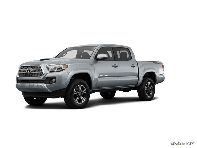 2017 Toyota Tacoma Vehicle Photo in Spokane, WA 99207