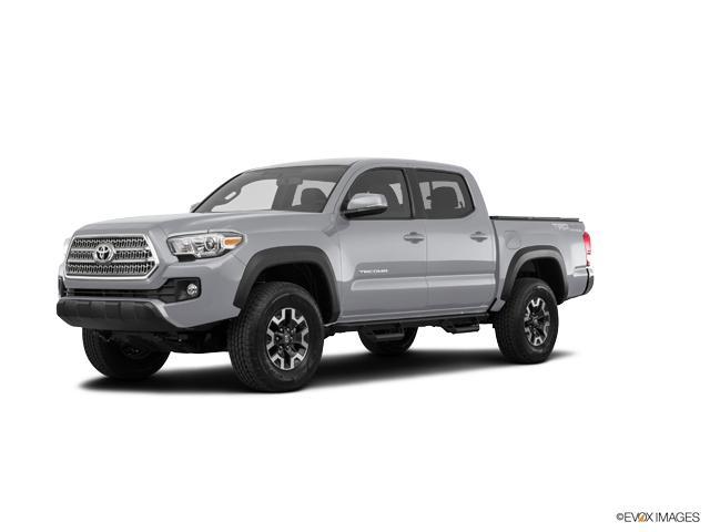 2017 Toyota Tacoma Vehicle Photo in Wilmington, NC 28403