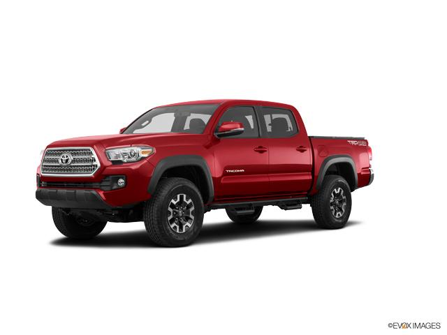 2017 Toyota Tacoma Vehicle Photo in San Angelo, TX 76901
