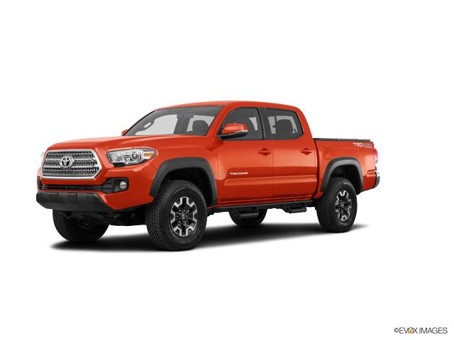2017 Toyota Tacoma Vehicle Photo in Richmond, TX 77469