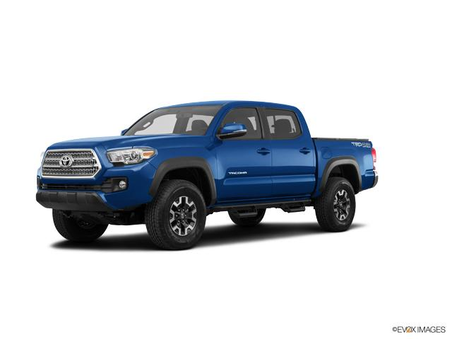 2017 Toyota Tacoma Vehicle Photo in San Antonio, TX 78254