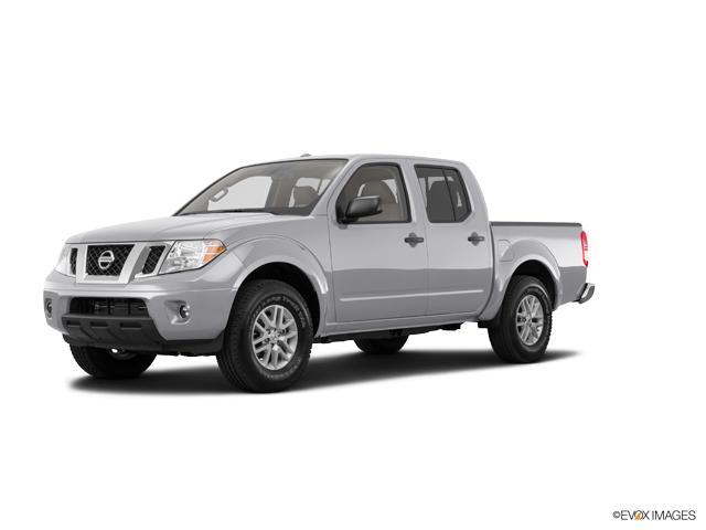 2017 Nissan Frontier Vehicle Photo in Oklahoma City, OK 73114