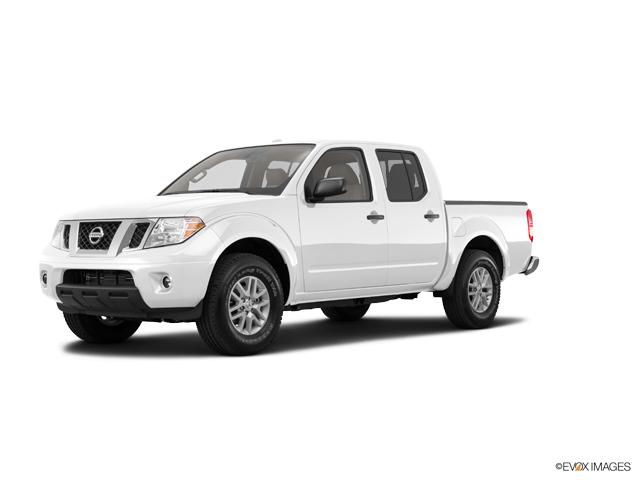 2017 Nissan Frontier Vehicle Photo in Novato, CA 94945