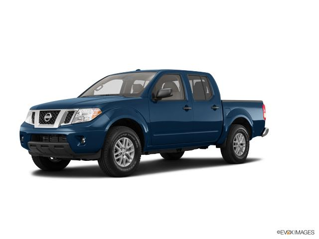 2017 Nissan Frontier Vehicle Photo in Wendell, NC 27591