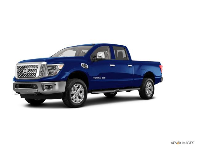 2017 Nissan Titan XD Vehicle Photo in Beaufort, SC 29906