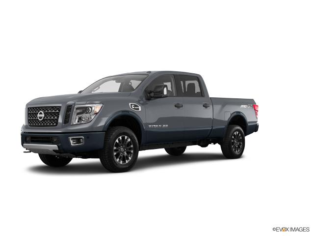 2017 Nissan Titan XD Vehicle Photo in Denver, CO 80123