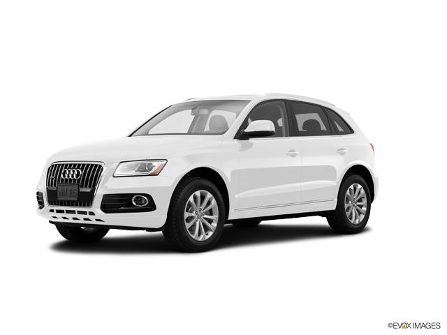 2017 Audi Q5 Vehicle Photo in Frederick, MD 21704