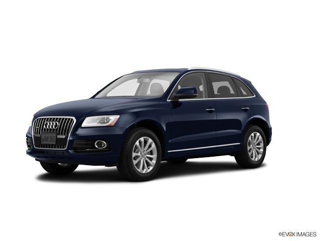 2017 Audi Q5 Vehicle Photo in American Fork, UT 84003