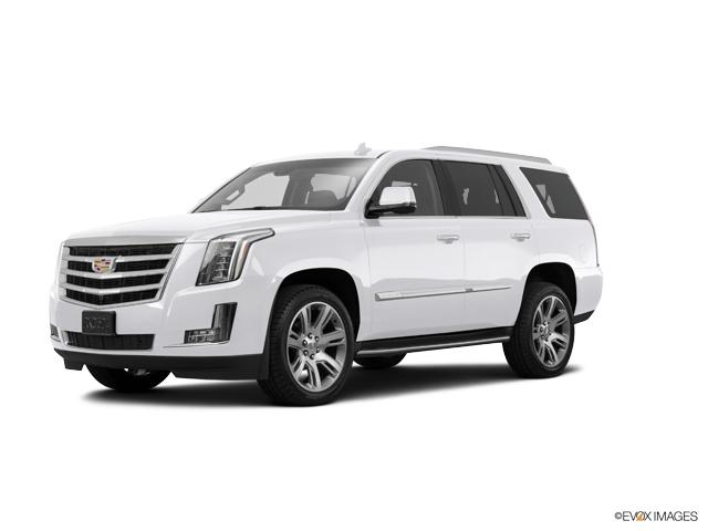 2017 Cadillac Escalade Vehicle Photo in Joliet, IL 60435