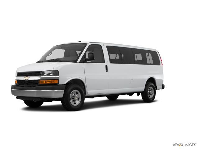 2017 Chevrolet Express Passenger Vehicle Photo in San Antonio, TX 78230