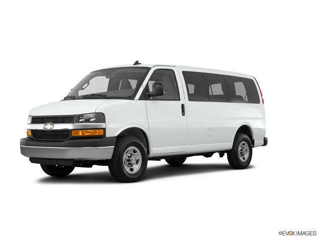 2017 Chevrolet Express Passenger Vehicle Photo in Baton Rouge, LA 70806