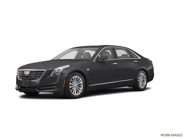 Used 2017 Cadillac Ct6 Sedan Phantom Gray Metallic Car