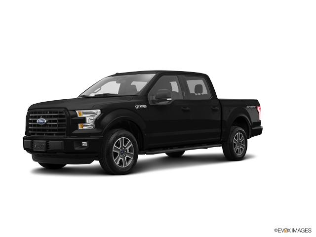 2017 Ford F-150 Vehicle Photo in Wilmington, NC 28403