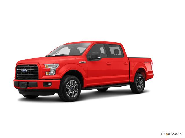2017 Ford F-150 Vehicle Photo in Safford, AZ 85546