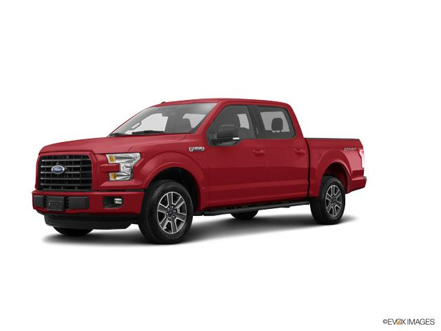 2017 Ford F-150 Vehicle Photo in Henderson, NV 89014