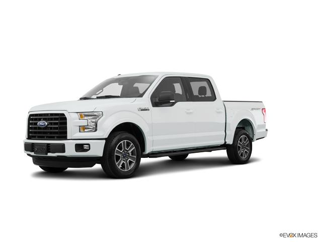 2017 Ford F-150 Vehicle Photo in Honolulu, HI 96819