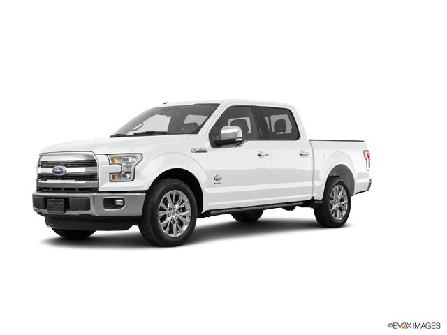 2017 Ford F-150 Vehicle Photo in El Paso, TX 79936