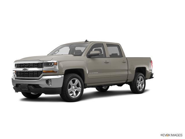 2017 Chevrolet Silverado 1500 Vehicle Photo in Arlington, TX 76017