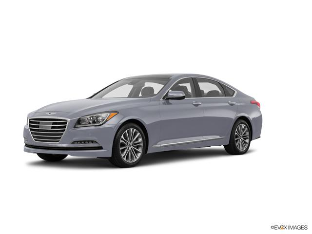 2017 Genesis G80 Vehicle Photo in Houston, TX 77090