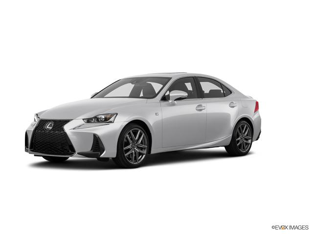 2017 Lexus IS Turbo Vehicle Photo in Dallas, TX 75209