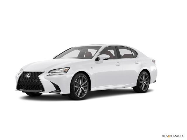 2017 Lexus GS 350 Vehicle Photo in Manassas, VA 20109