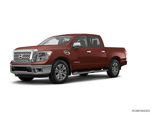 2017 Nissan Titan Vehicle Photo in Bedford, TX 76022