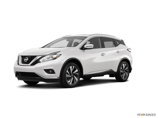 2017 Nissan Murano Vehicle Photo in Oklahoma City, OK 73114
