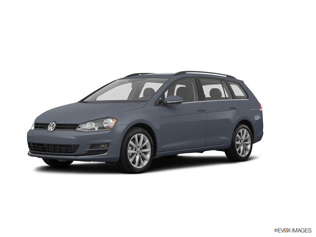 2017 Volkswagen Golf SportWagen Vehicle Photo in San Antonio, TX 78257