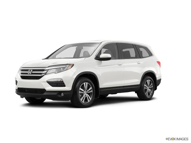 Test Drive This White Diamond Pearl Honda Pilot In