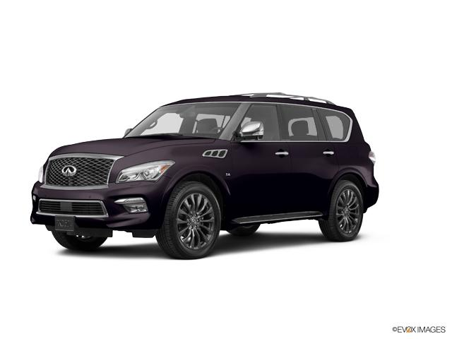 2017 INFINITI QX80 Vehicle Photo in Colorado Springs, CO 80905