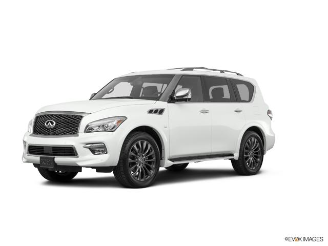 2017 INFINITI QX80 Vehicle Photo in Joliet, IL 60586