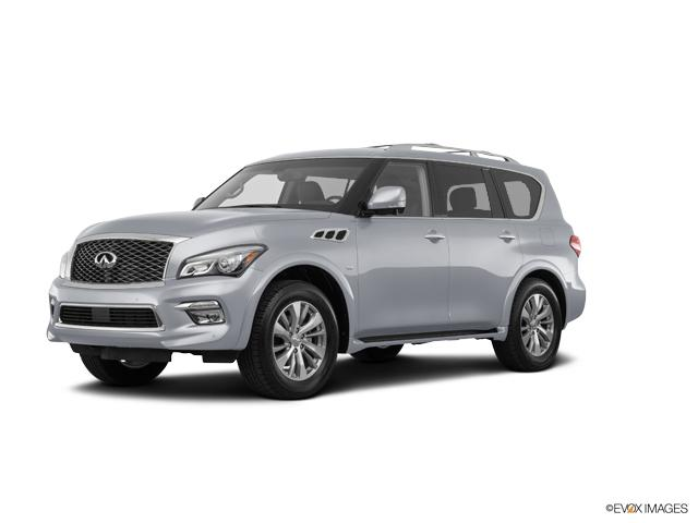 2017 INFINITI QX80 Used Suv for Sale in Victoria JN8AZ2NF5H