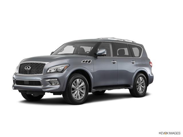 2017 INFINITI QX80 Vehicle Photo in San Antonio, TX 78230