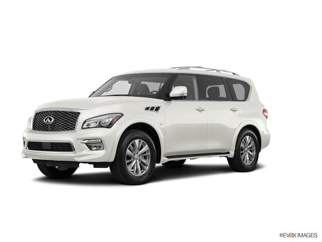 2017 INFINITI QX80 Vehicle Photo in Northbrook, IL 60062