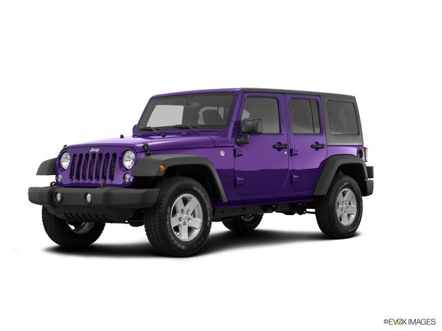 2017 Jeep Wrangler Unlimited Vehicle Photo in Janesville, WI 53545