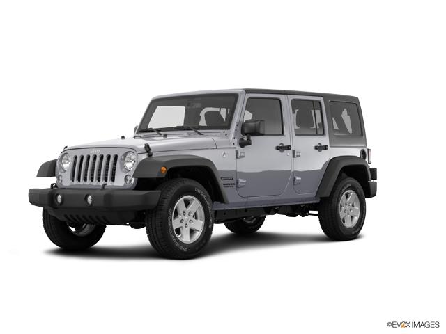 2017 Jeep Wrangler Unlimited Vehicle Photo in Vincennes, IN 47591