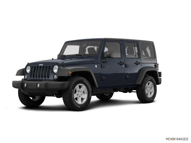 2017 Jeep Wrangler Unlimited Vehicle Photo in Colma, CA 94014