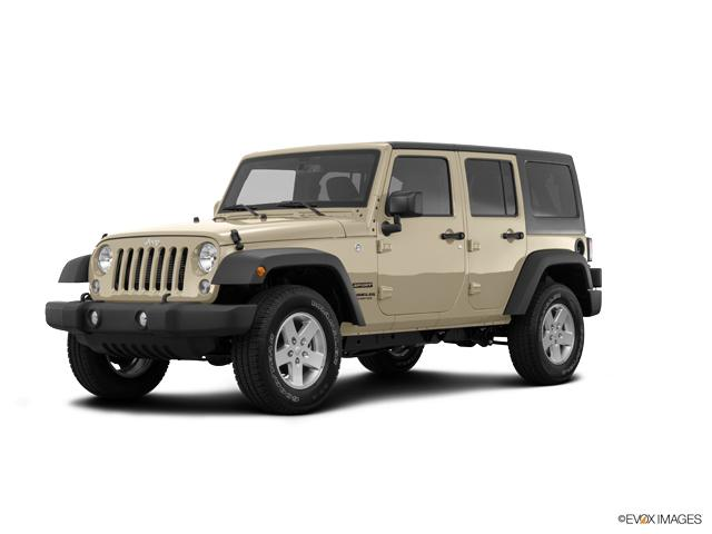 2017 Jeep Wrangler Unlimited Vehicle Photo in Corpus Christi, TX 78410-4506