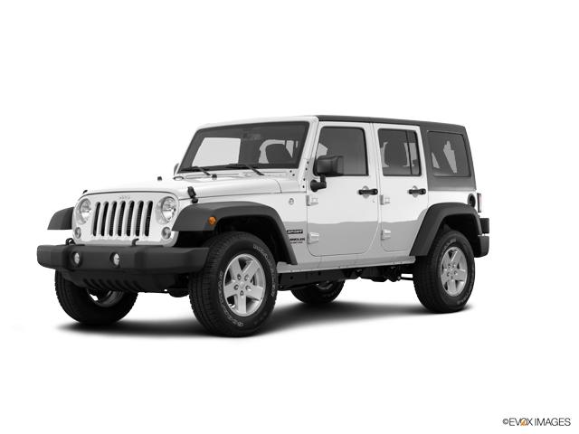 2017 Jeep Wrangler Unlimited Vehicle Photo In Lucedale Ms 39452