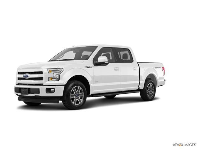 2017 Ford F-150 Vehicle Photo in Moon Township, PA 15108